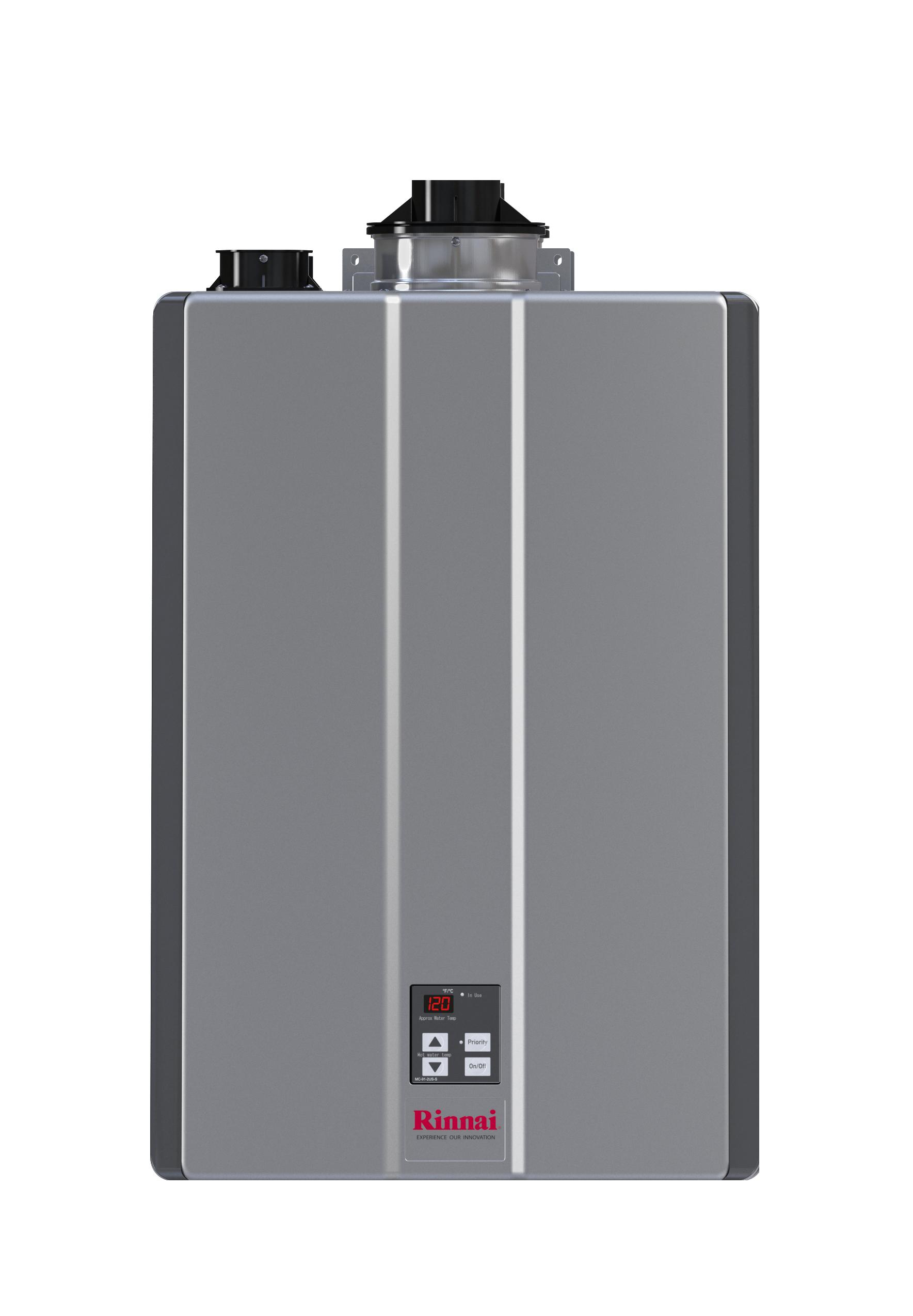 ru199in tankless water heater rinnairu199in ru model series super high efficiency plus tankless water heater
