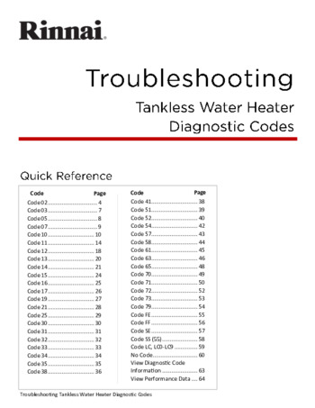 V75IN Tankless Water Heater Rinnai