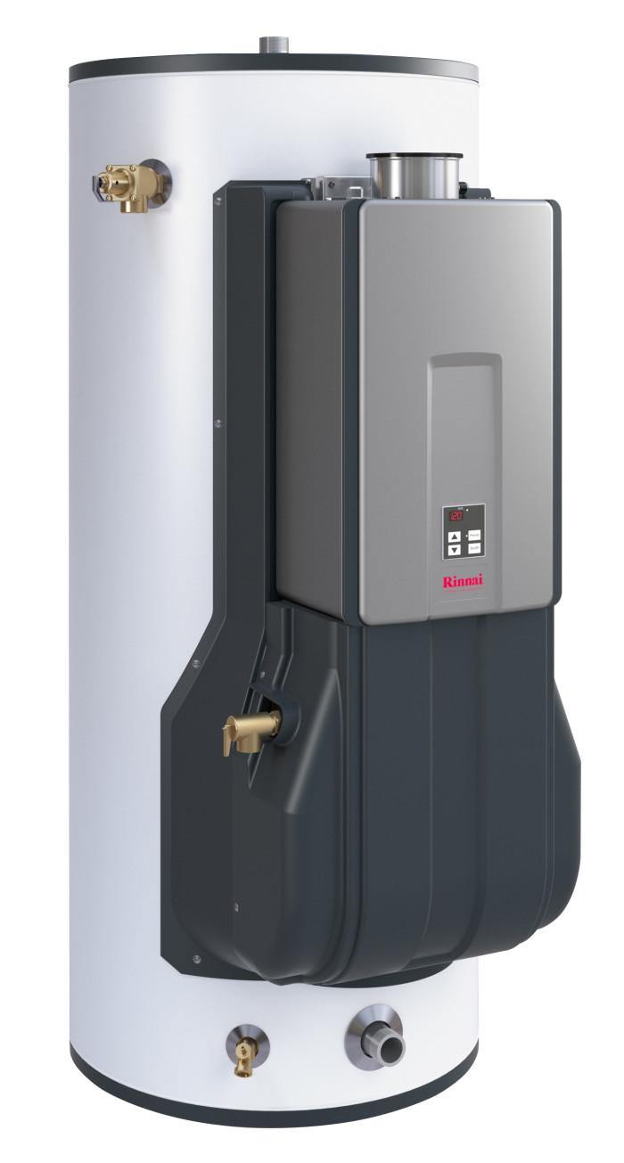 Rhs19980heip Hybrid Water Heater Residential Rinnai America