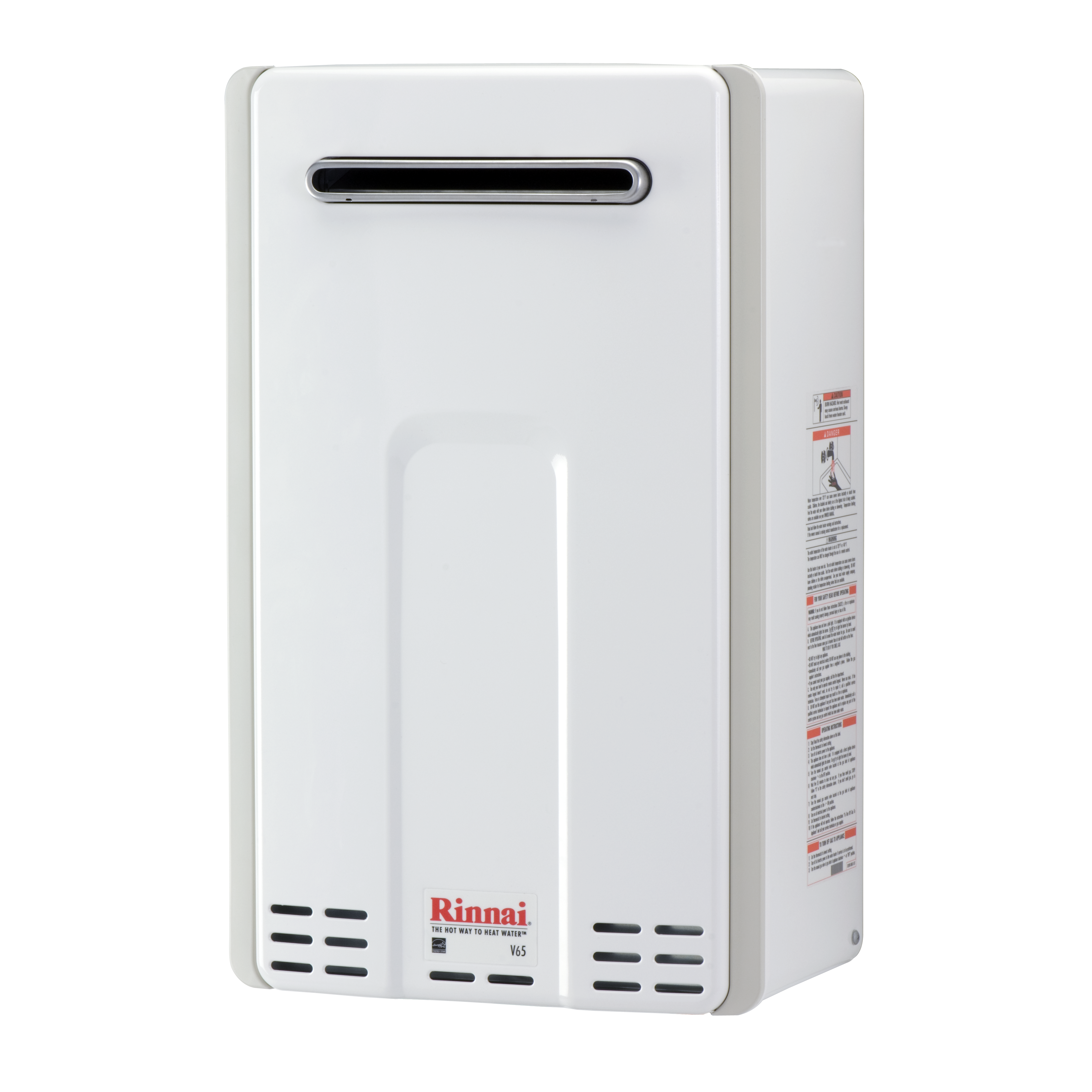 V65EP Tankless Water Heater | Rinnai