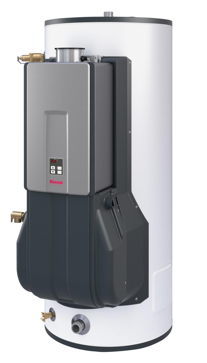 Rhs19980hein Hybrid Water Heater Residential Rinnai America