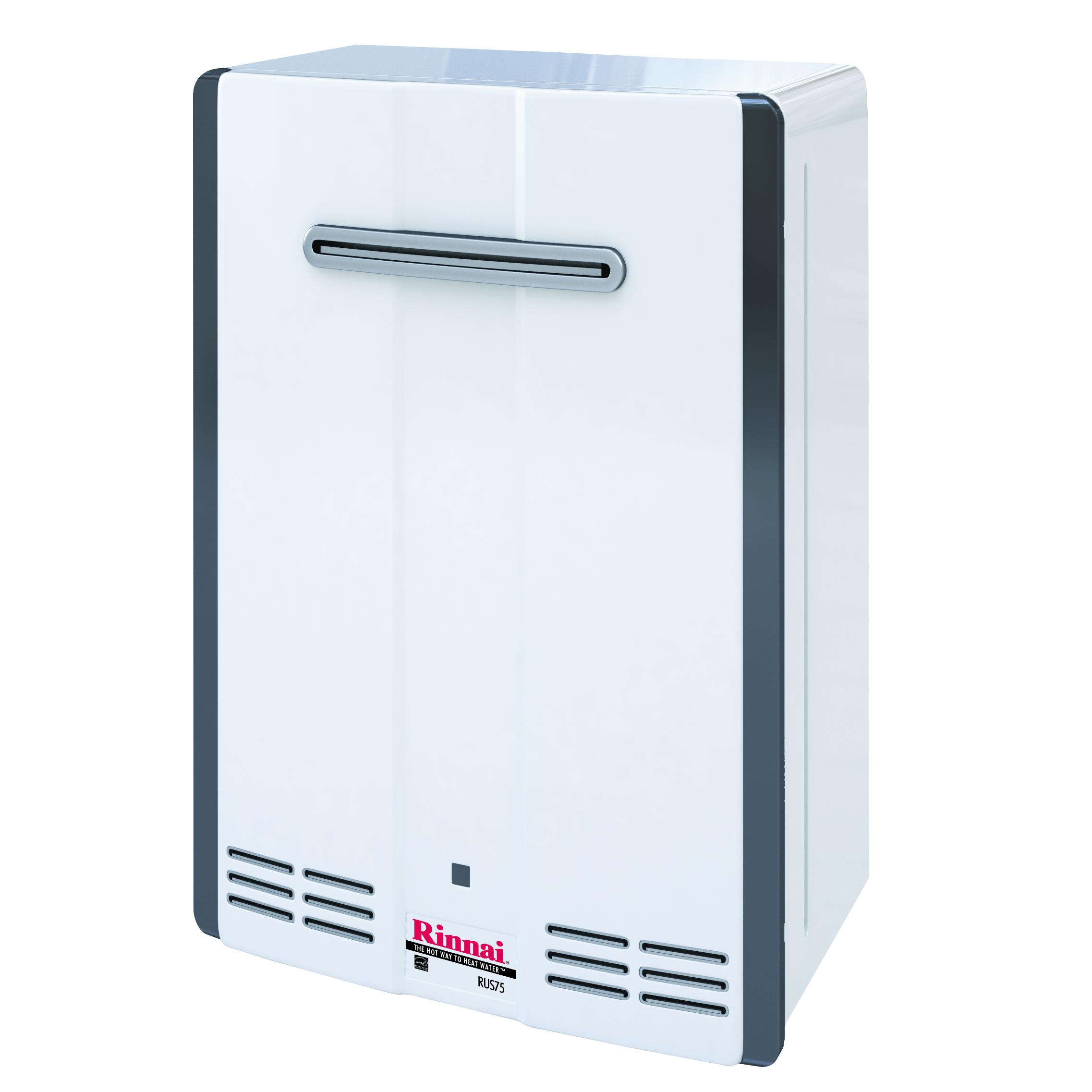 Rus75en Tankless Water Heater Rinnai