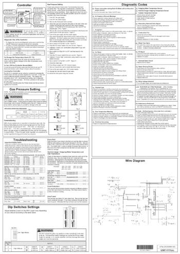 V75en Tankless Water Heater Rinnai America